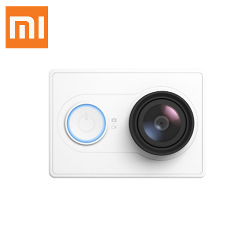 Xiaoyi Yi Action Camera Xiaoyi Z23L Sports Camera WiFi BT4.0 16MP Ambarella A7LS 2Kp30 1080p60 HD 155 Degree Wide Lens Global Edition - White