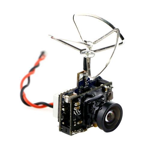 Redpawz JF-03 AIO Super MINI 25/100/200mW Switchable 5.8G 40CH VTX 1/4 CMOS 800TVL FPV Camera - NTSC
