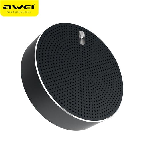 Original Awei Y800 Mini Bluetooth Speaker 3D Stereo DSP HD Noise Reduction Deep Bass Subwoofer Support TF Card