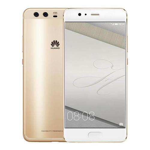 HUAWEI P10 Plus 5.5 Inch Smartphone WQHD Screen 6GB 128GB Kirin 960 Octa Core 20.0MP Cam Android 7.0 NFC Dual Rear Camera IR Remote Control Super Charge - Gold