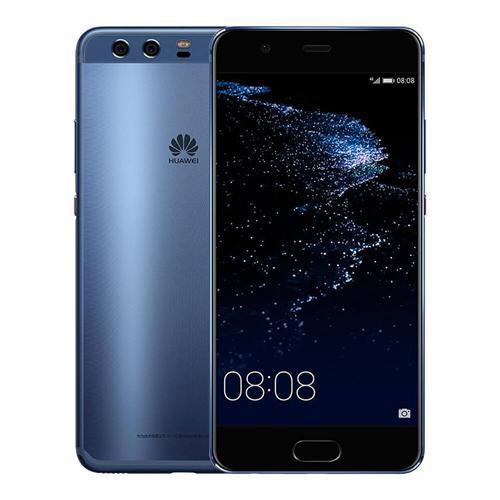 HUAWEI P10 Plus 5.5 Inch Smartphone WQHD Screen 6GB 64GB Kirin 960 Octa Core 20.0MP Cam Android 7.0 NFC Dual Rear Camera IR Remote Control Super Charge - Blue