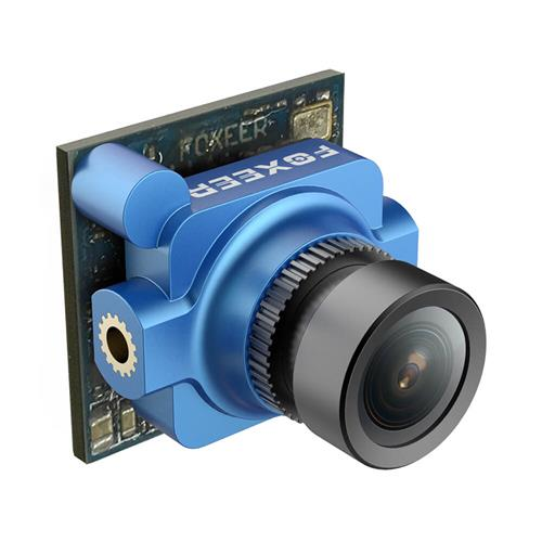 Foxeer Micro Arrow FOV 150 Degree 600TVL 1/3 Sony SUPER HAD II CCD FPV Camera Upgraded OSD PAL - Blue