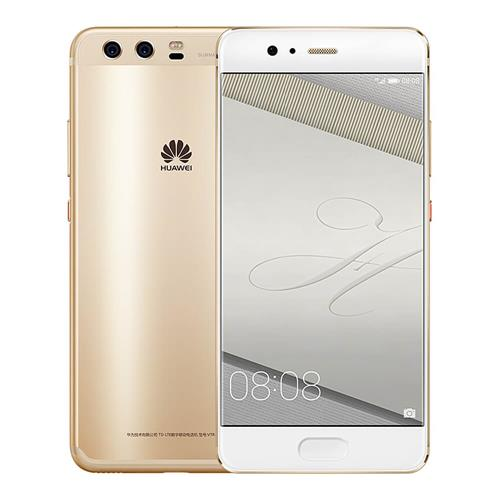 HUAWEI P10 5.1 Inch Smartphone FHD Screen 4GB 128GB Kirin 960 Octa Core 20.0MP Cam Android 7.0 Touch ID NFC Dual Rear Camera Super Charge - Gold