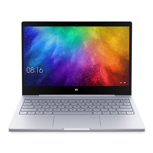 """Xiaomi Mi Notebook Air 13.3"""" Fingerprints Intel Core i5-7200U 3.1GHz 8GB RAM 256GB SSD ROM Windows 10 4 NVMe SSD USB-C HDMI - Silver"""