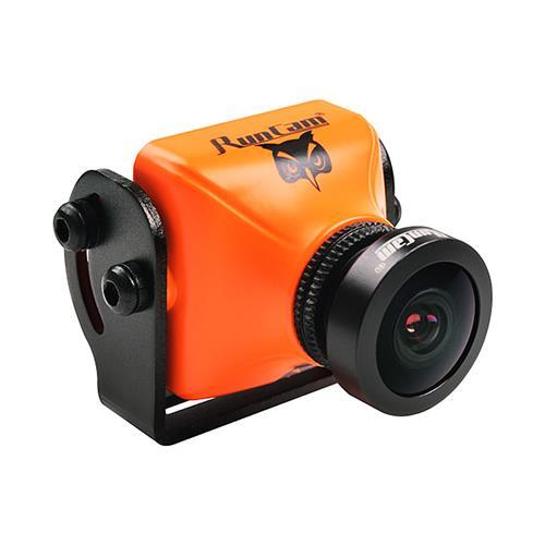 """Runcam OWL 2 700TVL 1/2"""" Sensor FOV 150 Degree Integrated OSD VDC 5-36V FPV Camera Racing Quadcopter - Orange(PAL)"""
