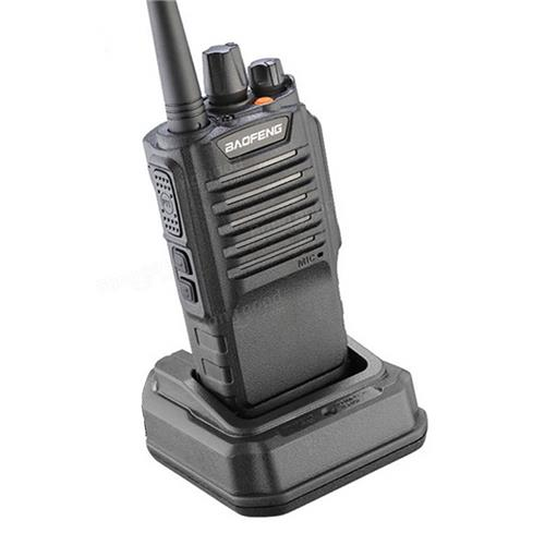 BAOFENG BF-9700 Walkie Talkie Dual Band Two-way Radio High Gain Antenna 2800mAh Battery -Black