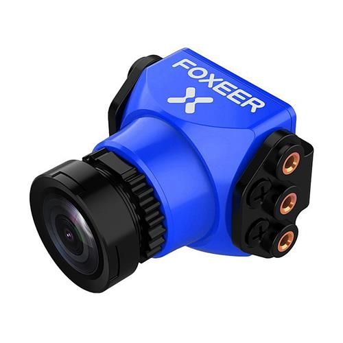 Foxeer Arrow Mini Pro WDR 650TVL 2.5mm 1/3 CCD Sensor Wide Voltage 5-40V OSD FPV Camera PAL - Blue