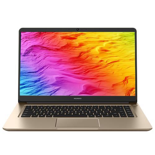 "Huawei MateBook D Laptop Intel Core i5-7200U Dual Core Geforce 940MX 2GB DDR5 15.6"" 1920*1080 Windows 10 4GB RAM 500GB HDD - Gold"