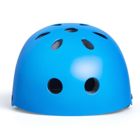 Original Xiaomi Mijia Qicycle Safety Helmet Kids Adjustable Breathable Ventilation Design - Blue