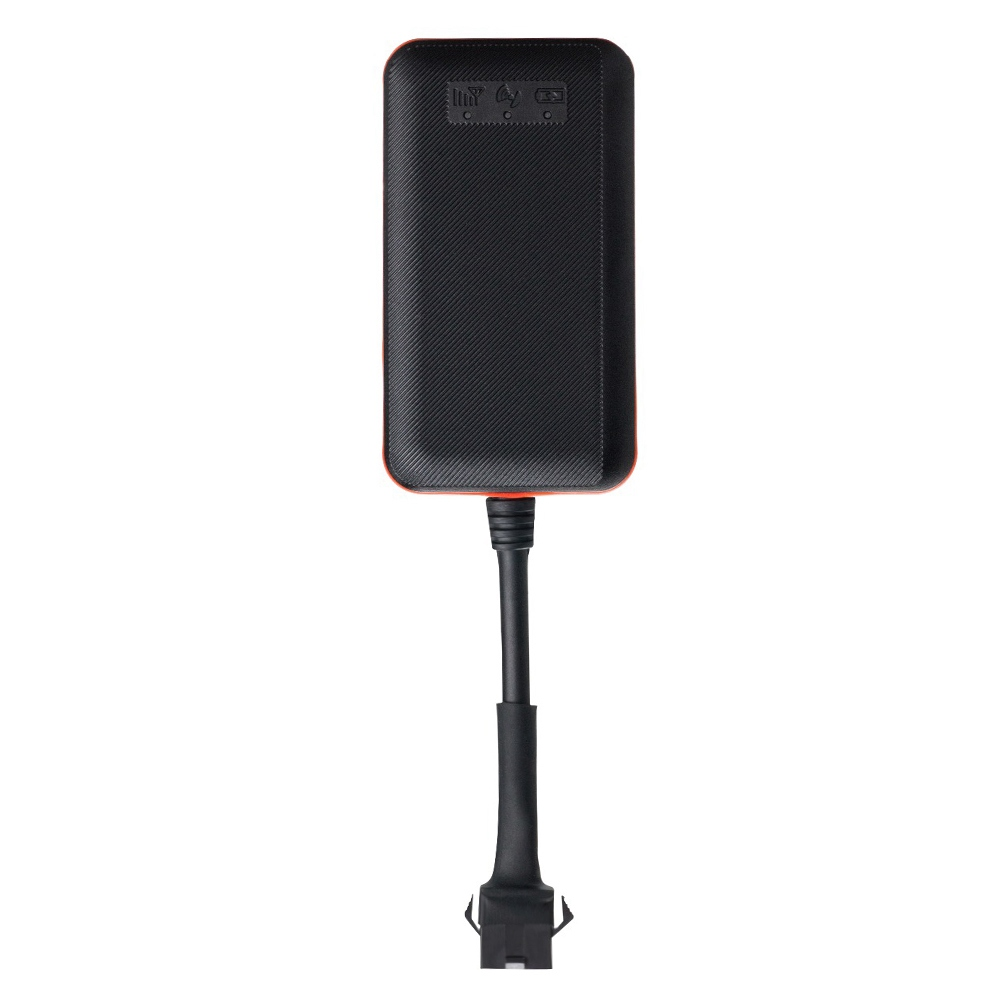 TK108 Car GPS Tracker Realtime GSM GPRS GPS Locator Vehicle Tracking Device Google Link Real Time - Black
