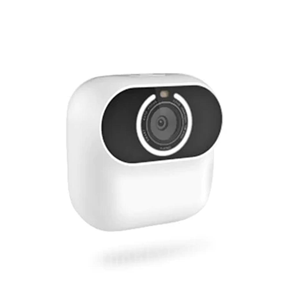 XiaoMo AI Action Camera Intelligent Gesture Recognition Quad Core Cortes A53 CPU / Smart Beauty Shot - White