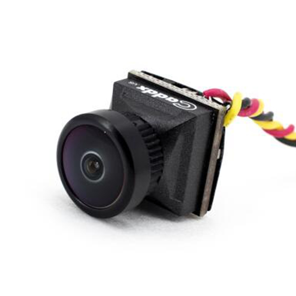 "Caddx Turbo EOS2 Global WDR Nano FPV Camera 1200TVL 2.1mm 1/3"" CMOS Sensor 16:9 - NTSC"