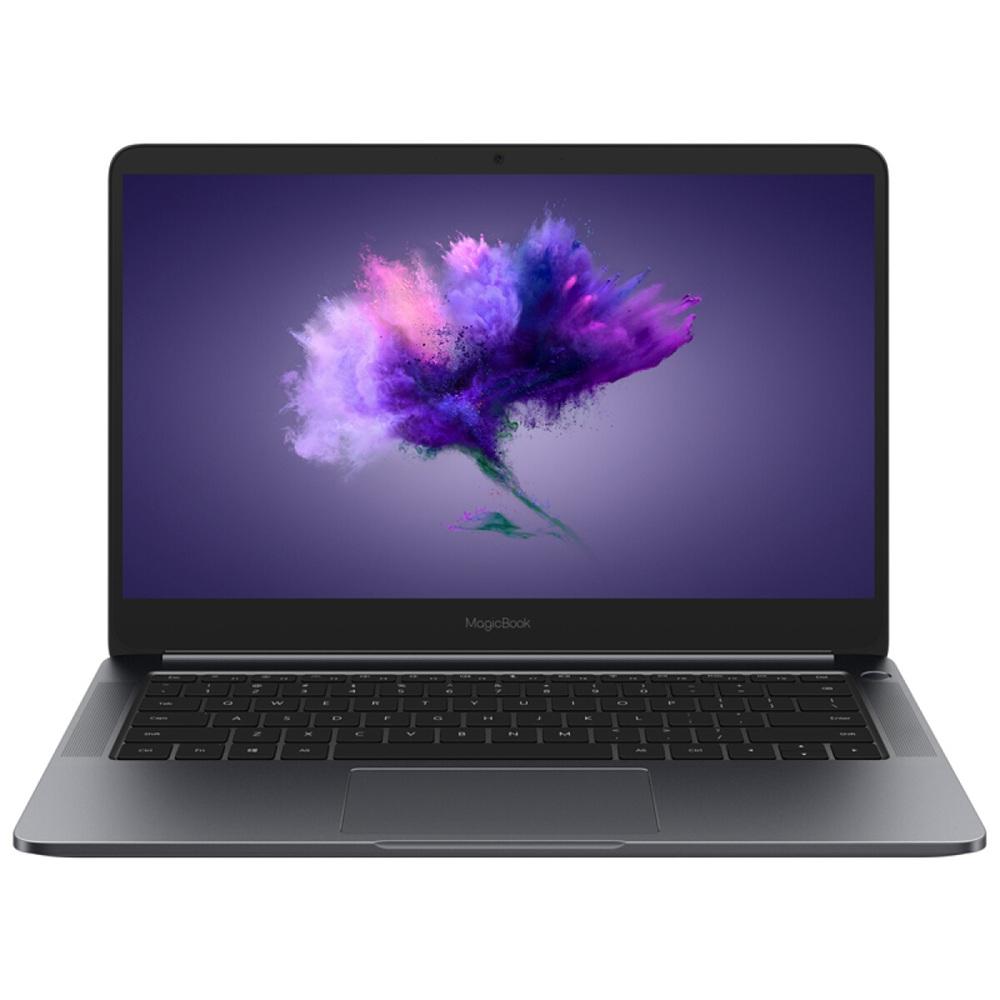 "HUAWEI Honor Magicbook laptop Intel Core i5-8250U Quad Core GeForce MX150 2GB DDR5 14"" IPS Screen 1920*1080 8GB DDR3 256GB SSD - Gray"