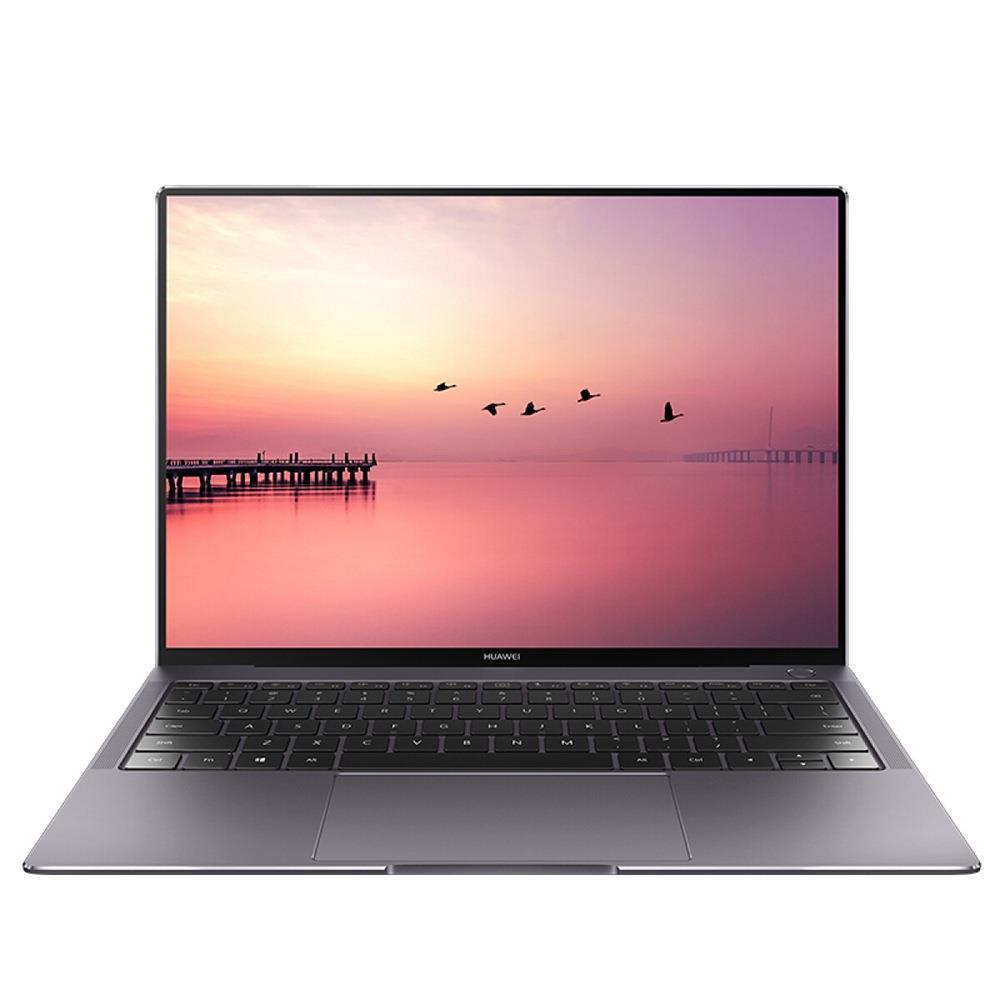"HUAWEI MateBook X Pro Laptop Intel Core i7-8550U Dual Core 13.9"" 100% NTSC Touchscreen 3000*2000 NVIDIA Geforce MX150 2GB DDR5 8GB RAM 512GB SSD - Gray"