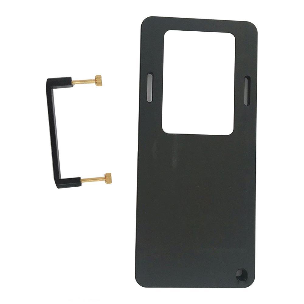 Zhiyun Smooth Q 3-Axis Gimbal Sports Camera Mounting Plate Gopro 3/4/5 xiaoyi 4K SJ4000