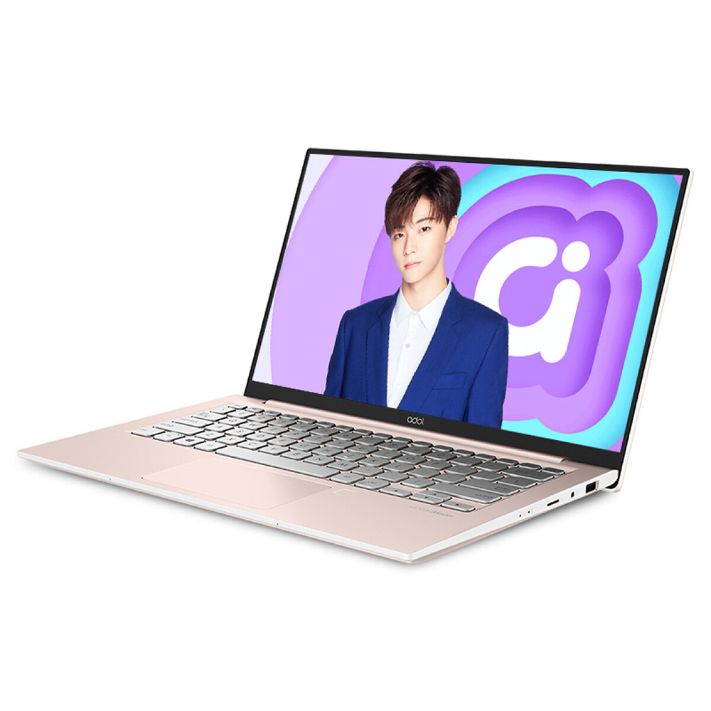 Asus ADOL13 Laptop Intel Core i5-8250U Quad Core 13.3 Inch 1920*1080 NVIDIA GeForce MX150 2G 8GB RAM 256GB SSD - Rose Gold