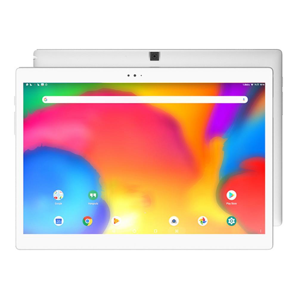"ALLDOCUBE Cube X Tablet PC MTK8176 Hexa Core 10.5"" 2K Screen 2560*1600 Android 8.1 Fingerprint Unlock 8000mAh 4GB RAM 128GB ROM - Silver"