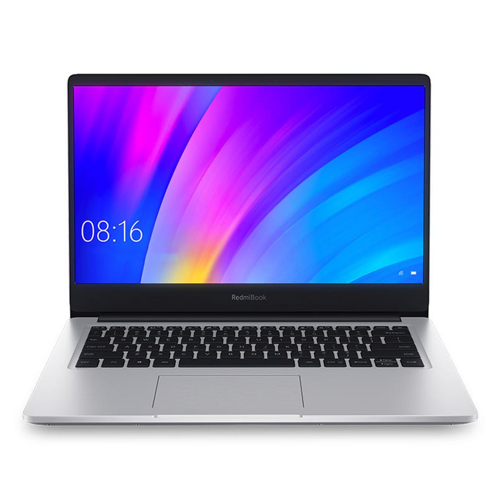 "Xiaomi Redmibook 14"" Laptop Intel Core i5-8265U Quad Core FHD 1920*1080 8GB DDR4 256GB SSD NVIDIA GeForce MX250 Windows 10 - Silver"