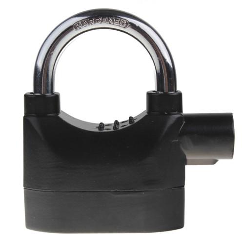 Solebe Digital Lock Bike//Motorcycle//Gate Door Digital Lock with Anti Theft Alarm 110dB