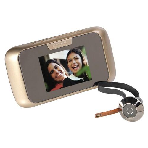 "multi-language 2.8/"" LCD Digital Door Peephole Camera Viewer Photo and Video Rec"