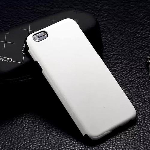 custodia iphone 6s in pelle bianca