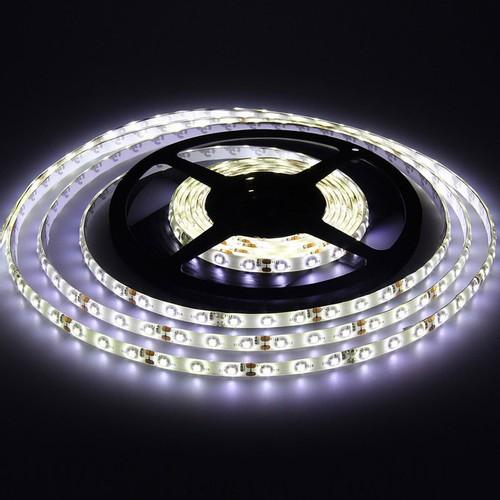 5M 300 LEDs Strip Light 3528 SMD 12V Flexible Lighting IP65 White Waterproof