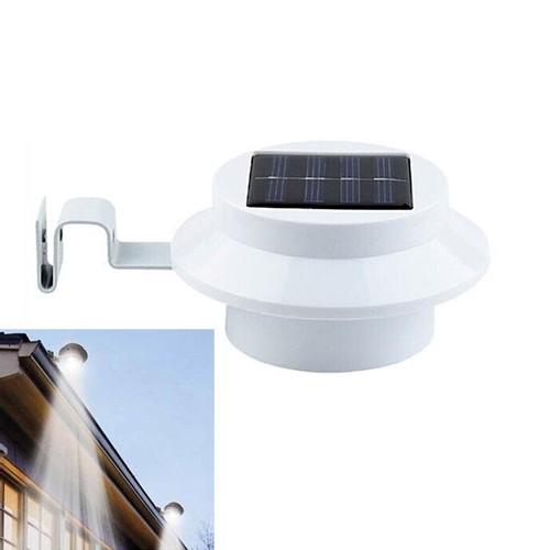 Lamp Solar Panel Garden Light 3 Led Lights