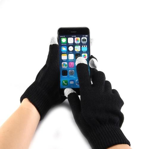 Premium Quality Touch Screen Black Magic Gloves Wholesale iPhone Samsung iPad