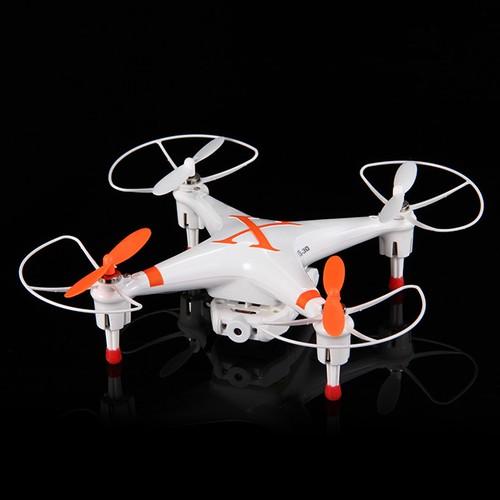 Cheerson CX-30W 4-Axis 2.4GHz Mid Size FPV Quadcopter with 0.3MP Camera WiFi IR Remote Control R/C Version - Orange
