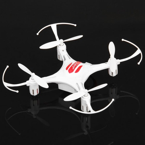 JJRC H8 Mini Headless Mode 2.4G 4CH RC Quadcopter 6 Axis Gyro 3D Flip UFO One Key Return Aircraft Mode 2 - White