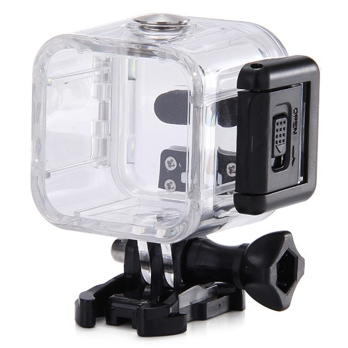 NEW Protective Waterproof Housing Case for Gopro HERO4 Session -Black