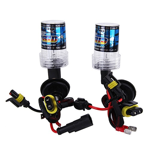 H7 5000K 6000K 8000K 10000K HID Xenon Slim Ballast Conversion KIT CAR LIGHT LAMP