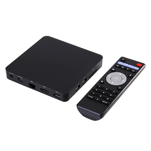 MXIII Android 4.4 TV BOX Amlogic S812 2//8GB BT4.0 Dual WIFI Streaming TV BOX