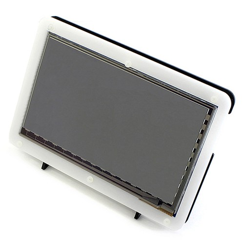 7inch HDMI LCD 1024×600 Resistive Touch Screen I//O Interface Touch Panel for Pi