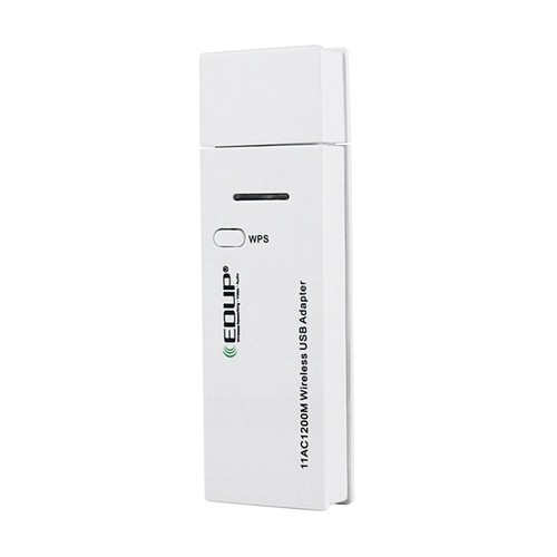 EDUP Dual Band 1200Mbps USB Wireless WiFi Network Adapter 2.4//5GHz WiFi Receiver