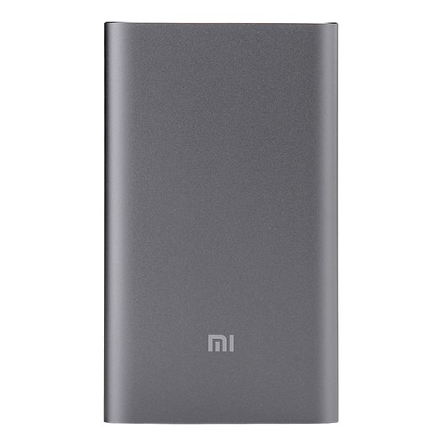 Xiaomi Mi Pro 10000mAh Type-C USB Power Bank - Gray