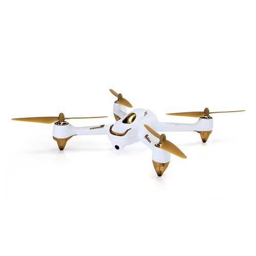 Hubsan X4 H501S 5.8G FPV Brushless With 1080P HD Camera GPS RC Quadcopter RTF - White