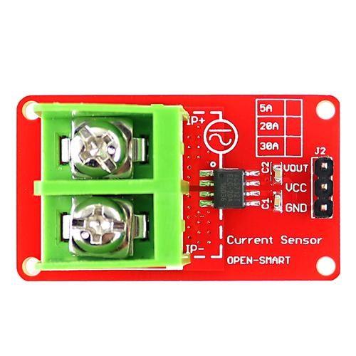 5PCS 20A range Current Sensor Module ACS712 Modul new version ACS712