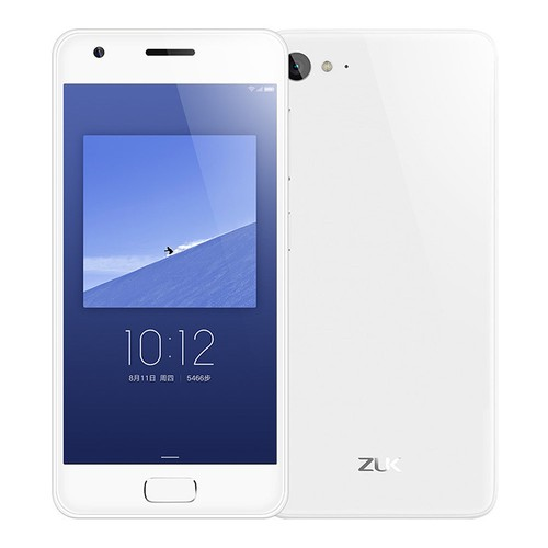 Lenovo ZUK Z2 Pro 5.2inch Android 6.0 64GB Smartphone -White