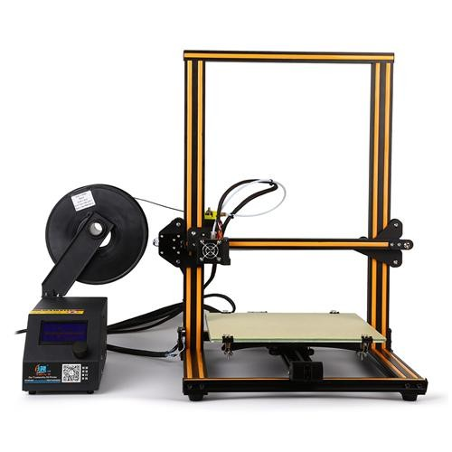Creality3D CR-10 High Accuracy 3D Desktop Printer - Black