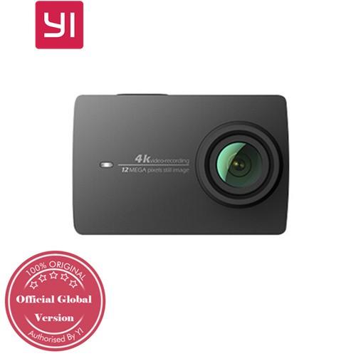 Xiaomi YI 4K Câmera de ação 2 Ambarella A9SE Sony IMX377 1400mAh