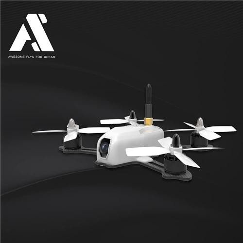 Awesome YouBi XV-130 130mm FPV Racing Drone White
