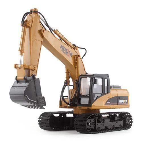 Xoguetes HuiNa Excavadora 1550 2.4CH 15 / 1 RC