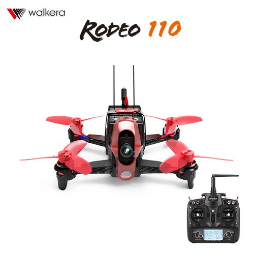 Walkera Rodeo 110 110mm FPV Racing Drone Devo 7 w/ 600TVL HD Camera 5.8GHz 40CH Transmission - RTF ( Mode 2 )