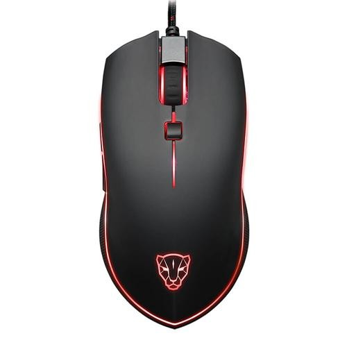 Motospeed V30 Wired Gaming Mouse - Black