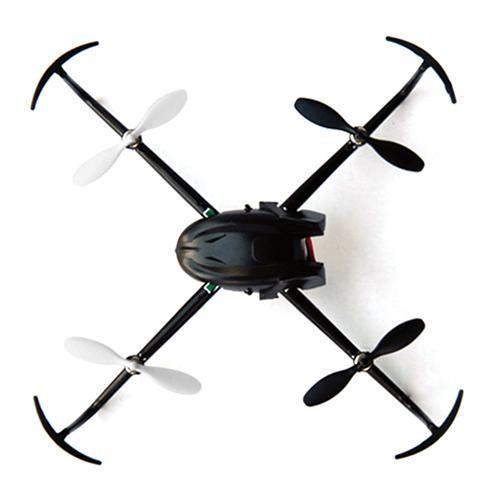 CG023 Mini Drone 2.4G 6 Axis Gryo Headless Mode 3D Rolling 4Way Flip LED RC Quadcopter RTF - Black