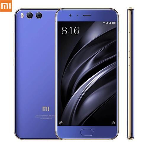 Xiaomi Mi 6 5.15 Inch 6GB 128GB Smartphone - Blue