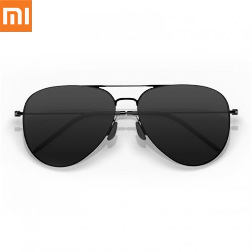quite nice new style differently XIAOMI MI TS Sunglasses -Gray
