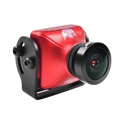 Runcam Eagle 2 800TVL Mini FPV Camera Global WDR 2.5mm Lens 16:9 NTSC/PAL Switchable w/ OSD for Racing Drone - Red