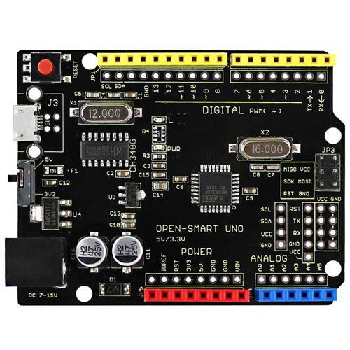 Arduino UNO development board atmega328P